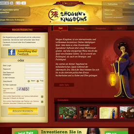 Shogun Kingdoms Screenshot 1